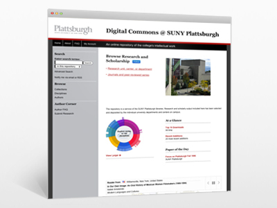 Digital Commons @SUNY Plattsburgh